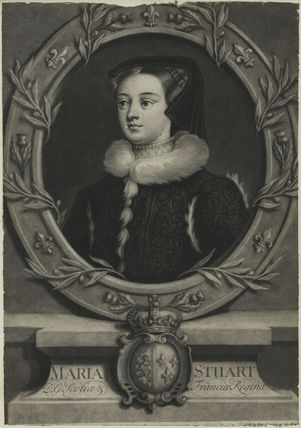 Unknown sitter, called Mary, Queen of Scots