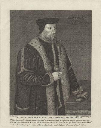 William Howard, 1st Baron Howard of Effingham