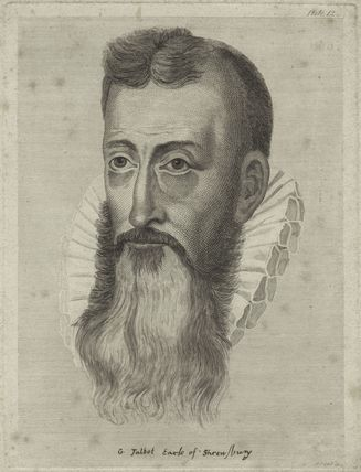 George Talbot, 6th Earl of Shrewsbury