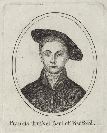 Francis Russell, 2nd Earl of Bedford