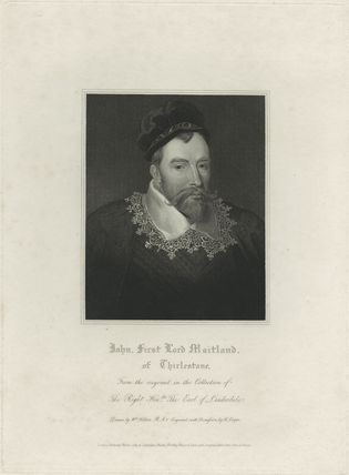 John Maitland, 1st Baron Maitland