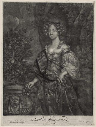 Elizabeth Lyon (née Stanhope), Countess of Strathmore