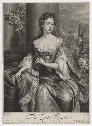 Anne Gerard (née Mason), Countess of Macclesfield when Viscountess Brandon