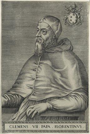 Pope Clement VII (Giulio de' Medici)