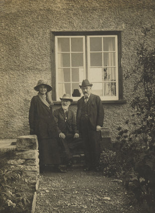 Beatrice Webb; Sidney James Webb, Baron Passfield; George Bernard Shaw