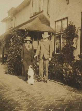 Beatrice Webb; George Bernard Shaw