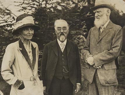 'Hill Farm' (Beatrice Webb; Sidney James Webb, Baron Passfield; George Bernard Shaw)