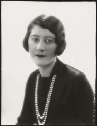 Hon. Diana Pearl Bernard (née Dundas)