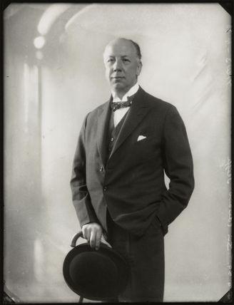 Edward Mauger Iliffe, 1st Baron Iliffe