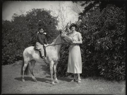 Betty Lou Lydon (née Nedell); Olive Blakeney (Mrs Bernard Nedell)