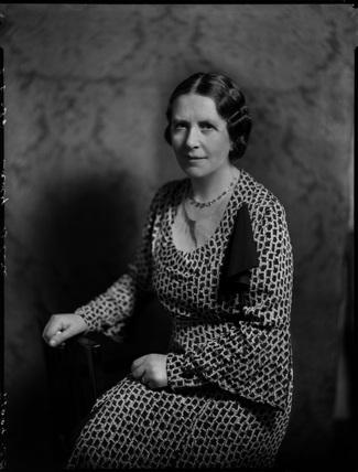 Margaret Wilkie (née Stott), Lady Bhore