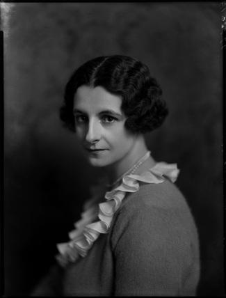 Mavis Constance Tate (née Hogg)