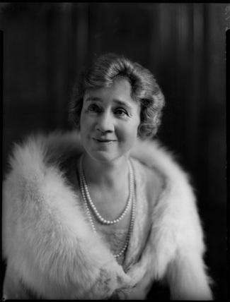 Alina Kate Elaine (née Jenkins), Viscountess Bledisloe
