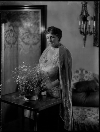 Hilda (née Johnston), Lady Butterfield (formerly Mrs Waters)