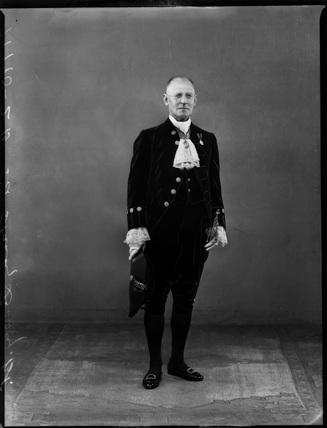 Sir Stanley Daws Dewey, 2nd Bt