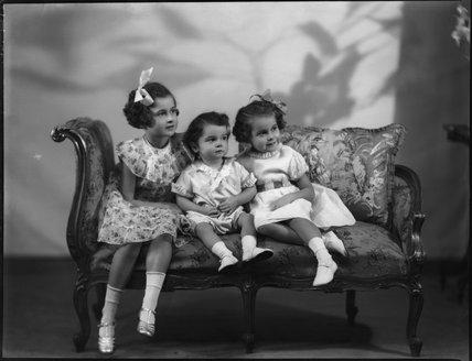 Lady Kinnoull's three children