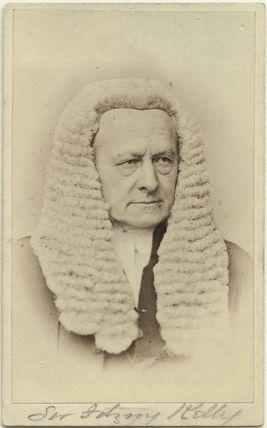 Sir Fitzroy Edward Kelly