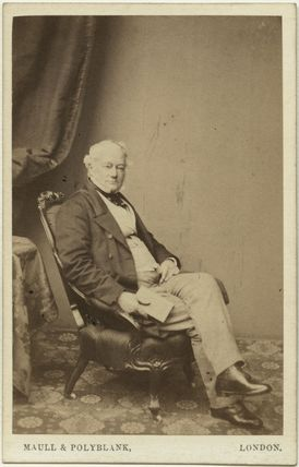 Thomas Pemberton Leigh, Baron Kingsdown