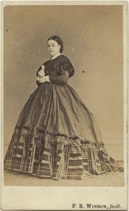Matilda Caroline (née Croft), Lady Smith