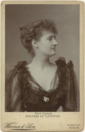 Hermione Wilhelmina Fitzgerald (née Duncombe), Duchess of Leinster