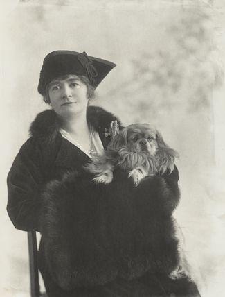 Lallie Charles (née Charlotte Elizabeth Martin)