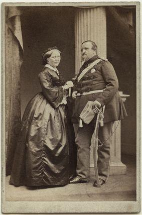 Louise Rasmussen, Countess Danner; Frederick VII, King of Denmark