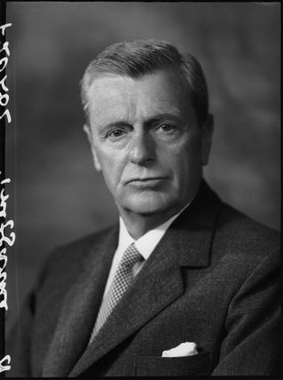 George Morgan Trefgarne (né Garro-Jones), 1st Baron Trefgarne