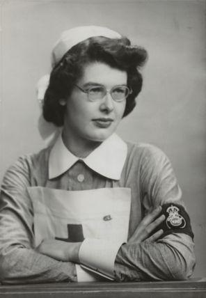 Elizabeth Ker Gray (née Macallan)