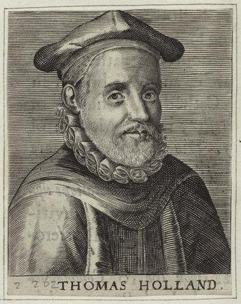 Thomas Holland
