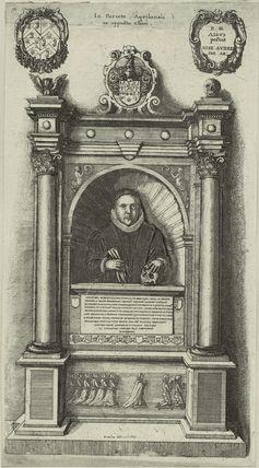 Monument to William Aubrey