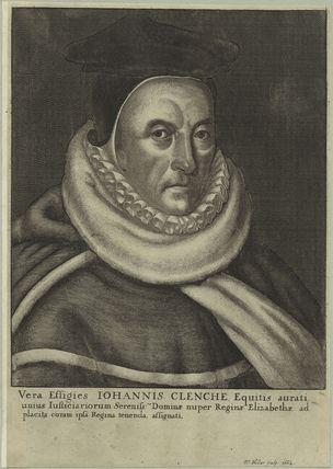 Sir John Clench