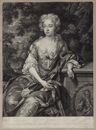 Lucy Loftus (née Brydges), Viscountess Lisburne