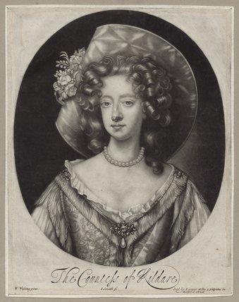 Elizabeth Fitzgerald (née Jones), Countess of Kildare