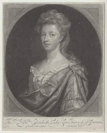 Elizabeth Cutts (née Pickering), Lady Cutts of Gowran