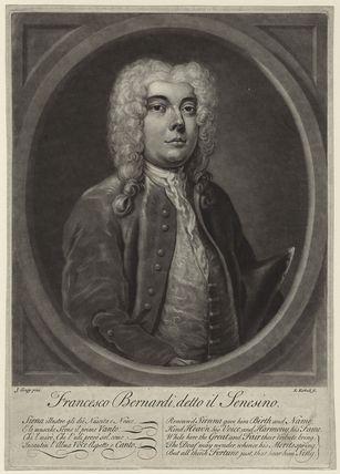 Francesco Bernardi ('Senesino')