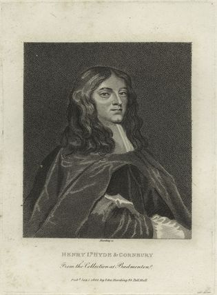 Henry Hyde, 2nd Earl of Clarendon