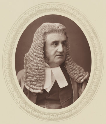 Sir Robert Joseph Phillimore, 1st Bt