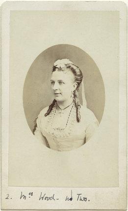 Sara Wood (née Dobson)