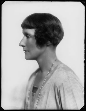 Hon. Eleanor Gertrude Bertie-Roberts (née Pakington)