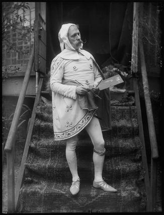 Walter Crane as Cimabue