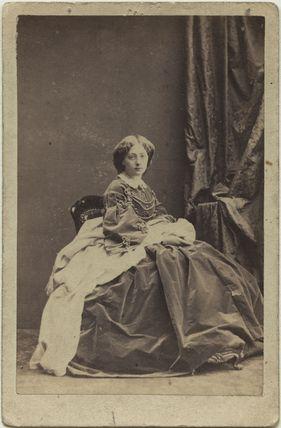 Marie of Baden, Princess of Leiningen