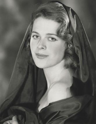 Lady Antonia Fraser (née Pakenham)