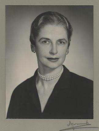 Joan Helen Vickers, Baroness Vickers