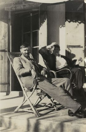 dh lawrence essay whitman Free essays from bartleby | in his introduction to the letters of dh lawrence, (aldous huxley, 1932) declared that lawrence was 'above all a great literary.