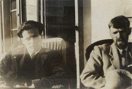 Aldous Huxley; D.H. Lawrence