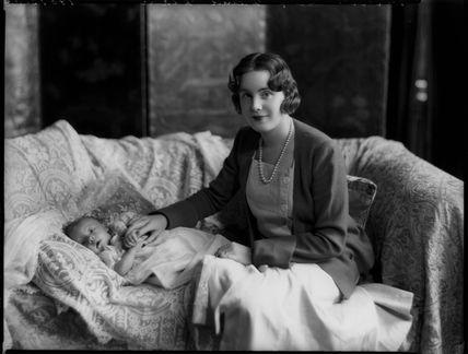 (Thomas) Robin Valerian Dixon, 3rd Baron Glentoran; Diana Mary (née Wellesley), Lady Glentoran