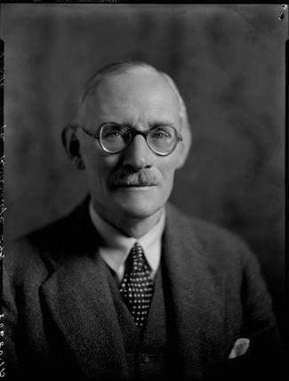 Hugh Ruttledge