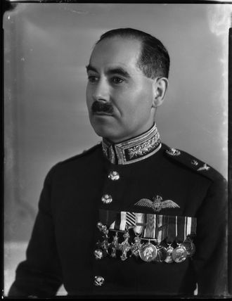 Sir (Alfred) Guy Roland Garrod