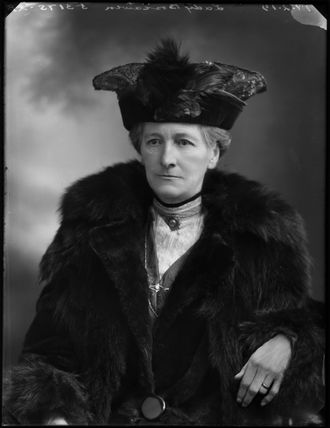 Lady Margaret Florence Lucy Boscawen (née Byng)