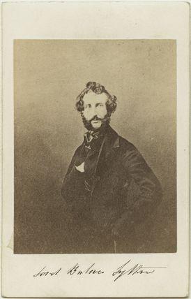 Edward George Earle Lytton Bulwer-Lytton, 1st Baron Lytton